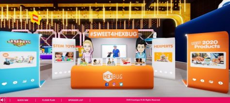 the toy insider, sweet suite 2020, sweet suite at home, sweet suite at home 2020
