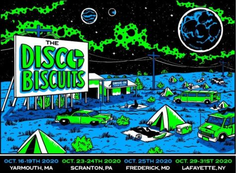tour posters, promotional posters, disco biscuits, disco biscuits tour posters