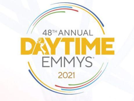 48th annual daytime emmys logo