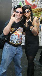 Ken Pierce & Ms Jenncity (Jennifer Arroyo)