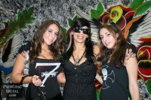 Giovanni, Ms. Jenncity & Gina