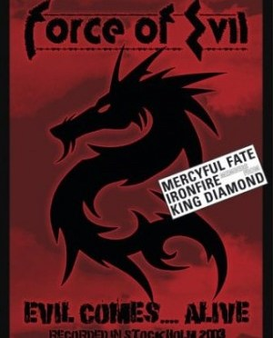 """Evil Comes…Alive"" [DVD] by Force Of Evil"