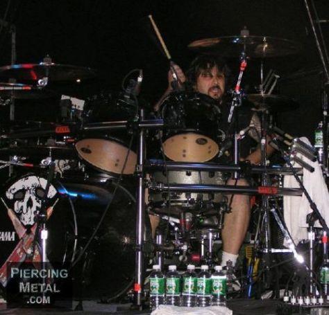of agony concert photos, gigantour