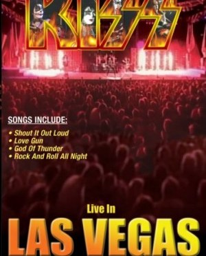 """""""Live In Las Vegas"""" by KISS"""