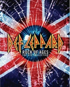 """""""Rock of Ages: Definitive Collection DVD"""" by Def Leppard"""