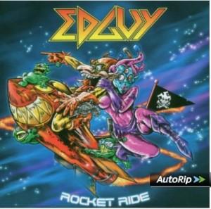 """Rocket Ride"" by Edguy"