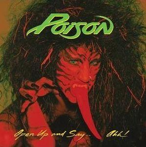poison, poison album covers, album covers