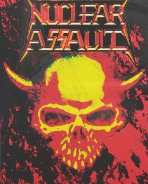 """""""Louder Harder Faster"""" by Nuclear Assault"""