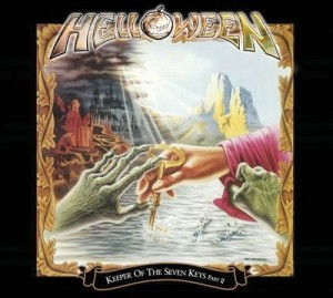 """Keeper Of The Seven Keys Part 2"" (remaster) by Helloween"