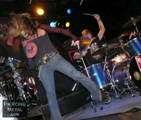 baptized by fire, baptized by fire concert photos