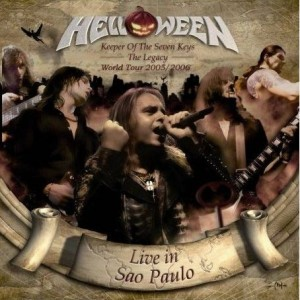"""Keeper Of The Seven Keys: The Legacy World Tour – Live In Sao Paulo"" by Helloween"