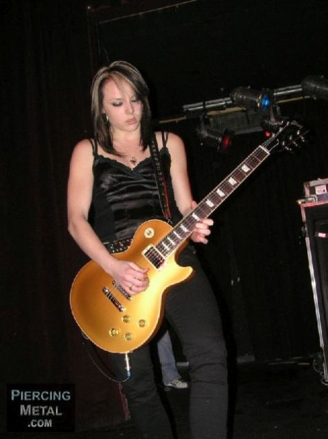 kittie, kittie concert photos