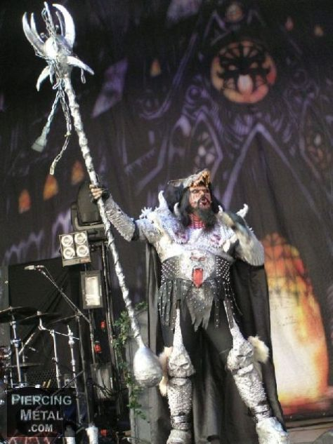 lordi, lordi concert photos, ozzfest 2007