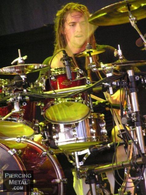static x, wayne static, static x concert photos, ozzfest 2007