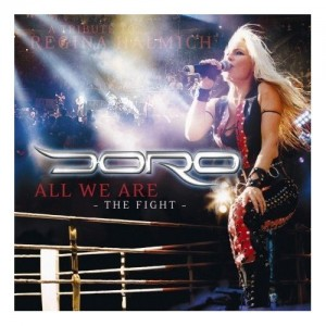 """""""All We Are: The Fight"""" by Doro"""