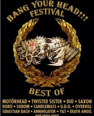 """""""Bang Your Head Festival!!! 2006"""" by Various Artists"""