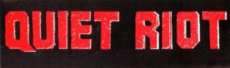 quiet riot logo