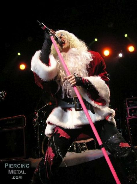 Twisted Sister Christmas.Twisted Sister Live Photos Fillmore At Irving Plaza 12 21 2007 Piercingmetal Com
