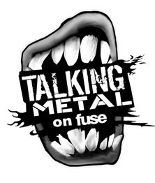 Logo - Talking Metal on Fuse