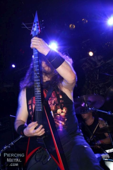 vader, vader concert photos, summer slaughter 2008
