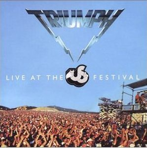 """Live At The US Festival"" by Triumph"