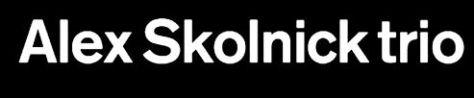 Logo - Alex Skolnick Trio