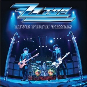 """""""Live From Texas"""" by ZZ Top"""