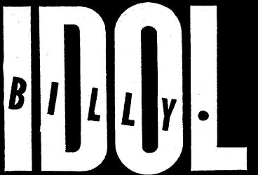 Logo - Billy Idol