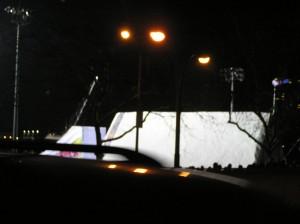 Smaller Snowboard Jump