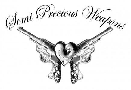 Logo - Semi Precious Weapons