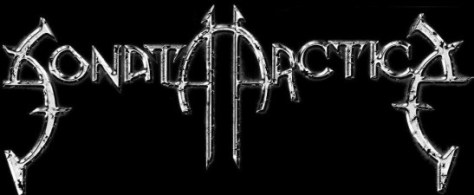 sonata arctica logo, sonata arctica, nuclear blast records