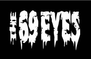 Logo - The 69 Eyes