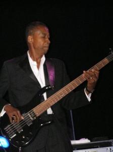 Alphonso Johnson of Gregg Rolie Band