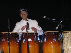Michael Carabello of Gregg Rolie Band