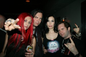 the 69 eyes, helsinki vampires in nyc,