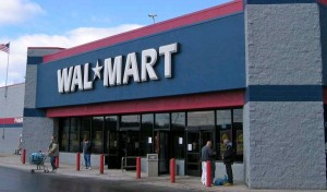A Typical Wal-Mart Superstore