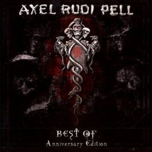 """""""Best Of – Anniversary Edition"""" by Axel Rudi Pell"""