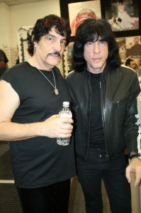 Drumming Legends: Carmine Appice & Marky Ramone
