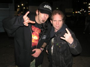 Lamb Of God's Randy Blythe & PiercingMetal's Ken Pierce