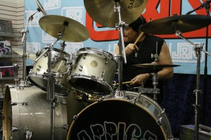 Carmine Appice Performance Shot