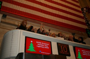 A Rocking Takeover of the NYSE Closing Bell