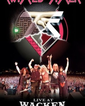 """""""Live At Wacken: The Reunion"""" (re-issue) by Twisted Sister"""