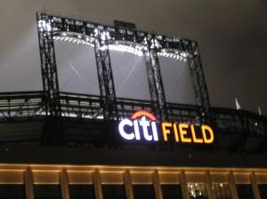 Citi Field by Night