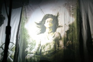 "The Epica Backdrop for ""Design Your Universe"" Tour"