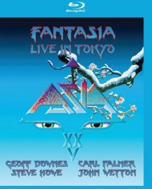 """Fantasia Live In Tokyo"" [Blu-ray] by Asia"