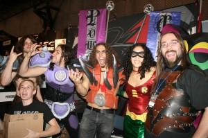 ny comic con, ny comic con 2010, powerglove