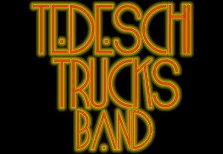 tedeschi trucks band logo, sony masterworks, sony music