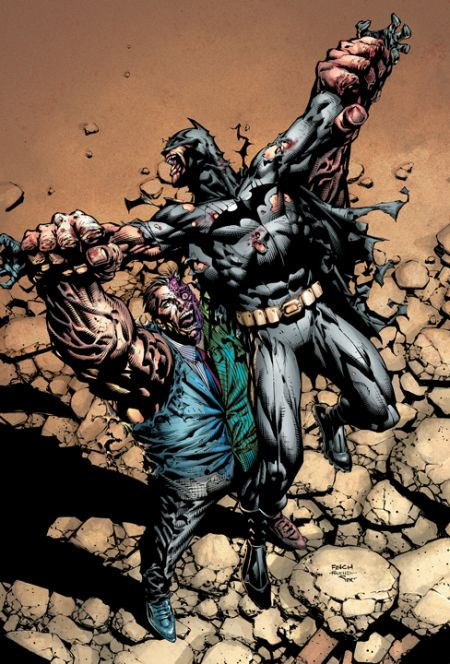 """Batman The Dark Knight"" #2"