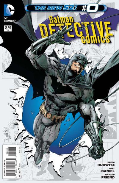 Comic - Detective Comics 0 - 2012