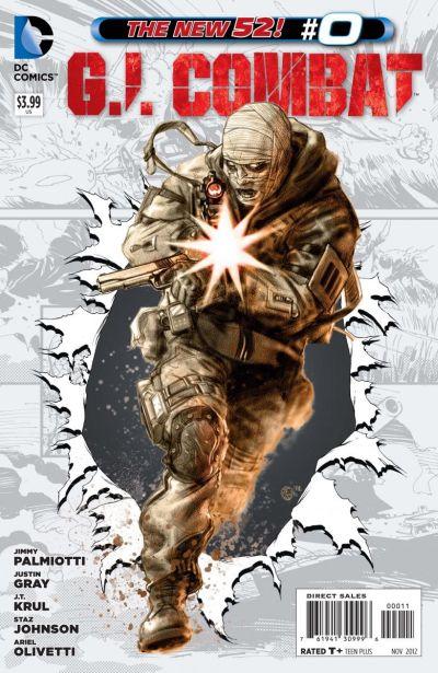 Comic - GI COmbat 0 - 2012